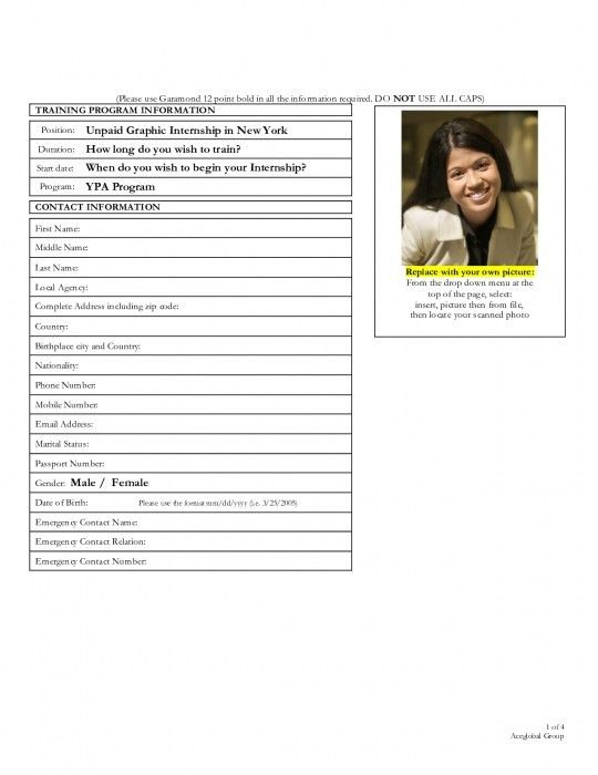 The Most Amazing How Do You Fill Out A Resume | Resume Format Web