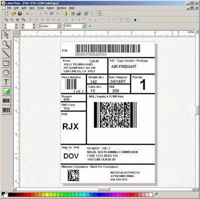 4+ shipping label maker | Divorce Document