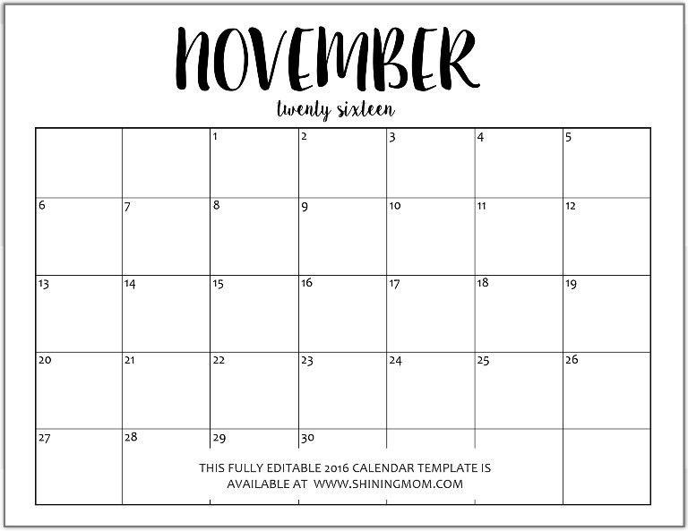 28+ [ Word Template Calendar ] | 16 Printable Microsoft Word ...