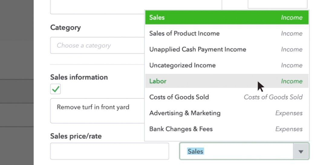 How to Create Sales Receipts in QuickBooks - QuickBooks Tutorials