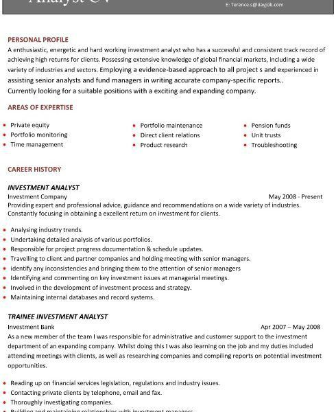 Strikingly Design Sample Professional Resume 7 Free CV Examples ...