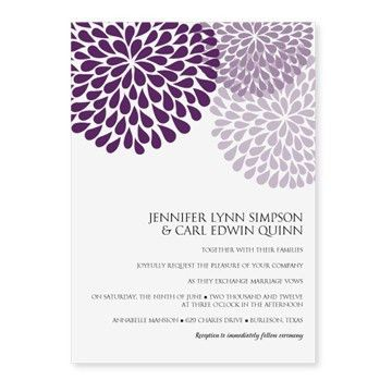 Modern Invitations Template   Best Template Collection