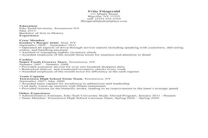 Restaurant Resume Objective Samples. resume objective sample ...