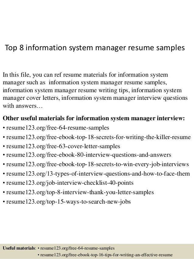 top-8-information-system-manager-resume-samples-1-638.jpg?cb=1431769150