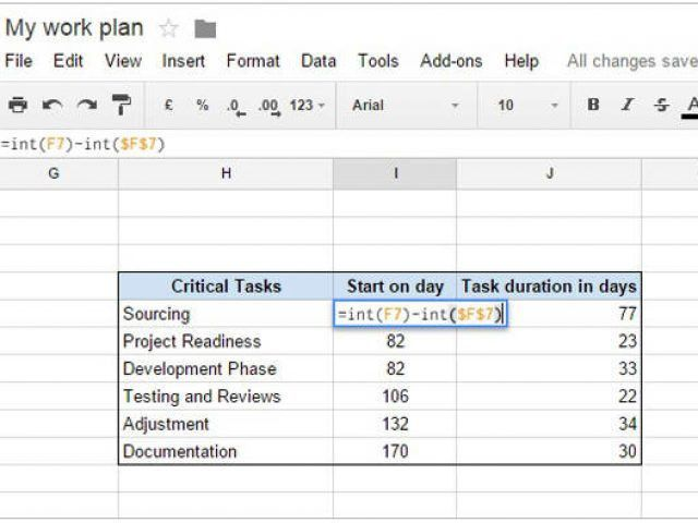 Microsoft Project Plan Template. how to create a project plan in ...