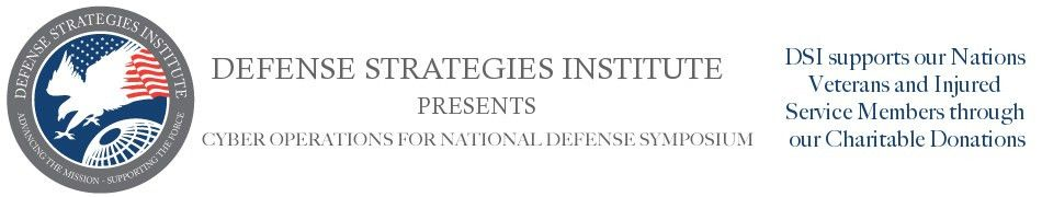Cyber Security for National Defense Symposium | DEFENSE STRATEGIES ...