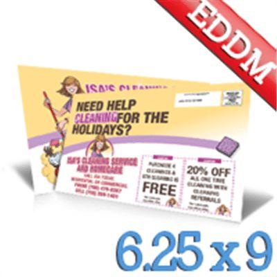 Create EDDM Postcard Template Online