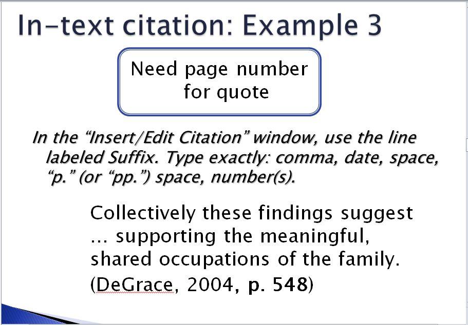 Apa Format Example Citation In Text - Compudocs.us