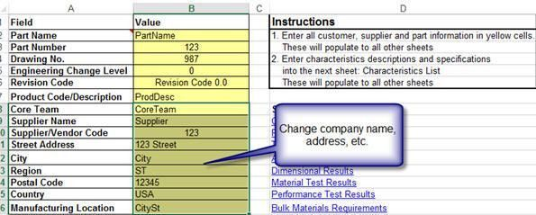 How to Customize QI Macros for Excel Templates