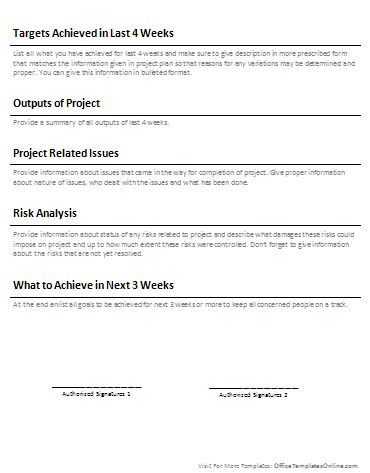 5 Professional Report Templates | Office Templates Online