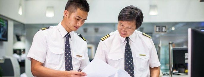 CATHAY PACIFIC DIRECT ENTRY FIRST OFFICER | Article - Thu 04 Aug ...