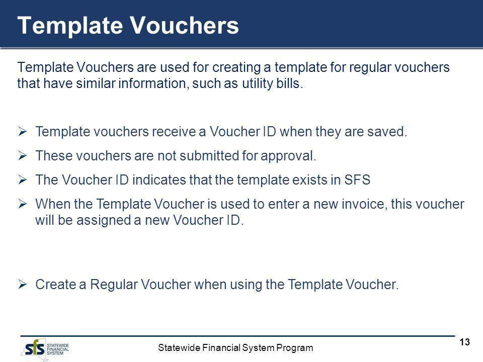 Creating Vouchers 79 | Samples.csat.co