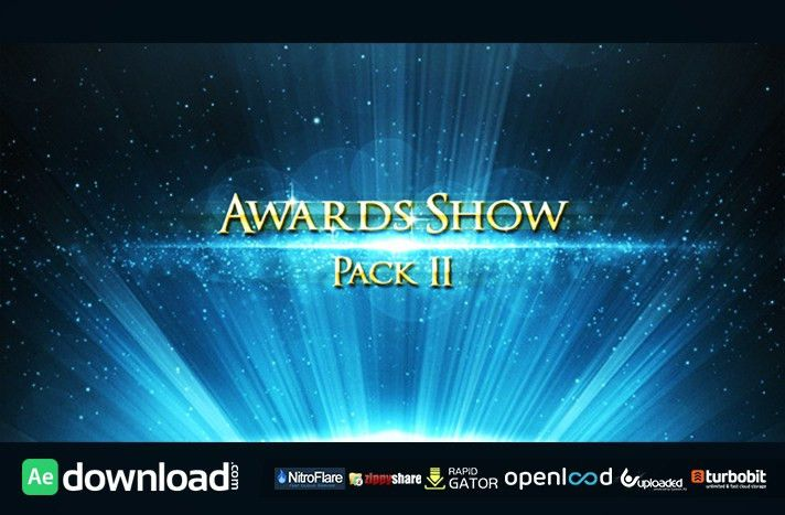 awards show Archives - Free After Effects Template - Videohive ...