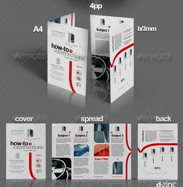 13 best brochure design templates images on Pinterest | Brochures ...