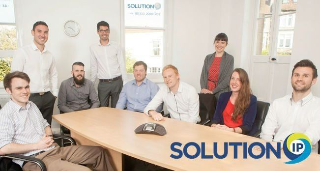 Profile: Business communications specialists, Solution IP ...