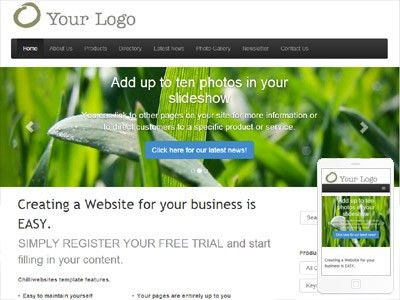 DIY Online Website Builder Australia Free website templates ...
