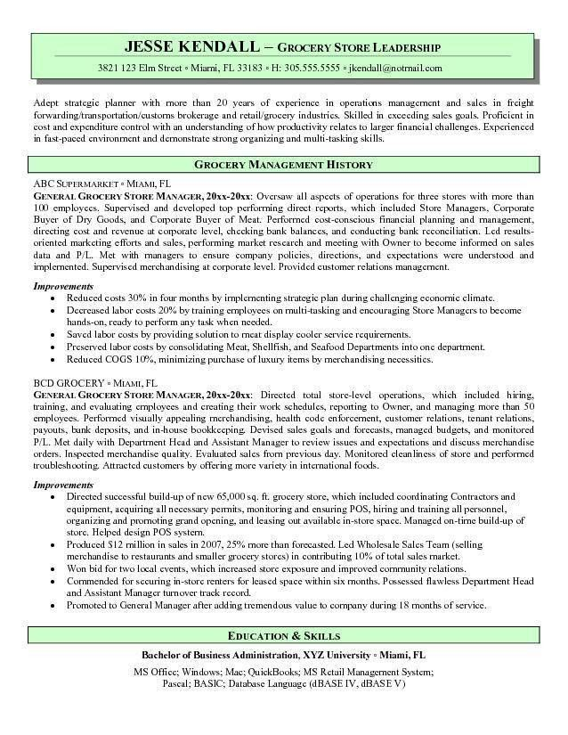 Retail Resume Objective. Sample High School Resume Objective ...
