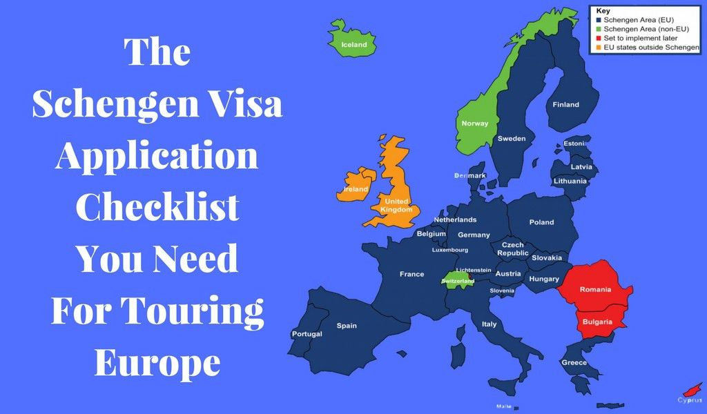The Schengen Visa Application Checklist for Indian Citizens