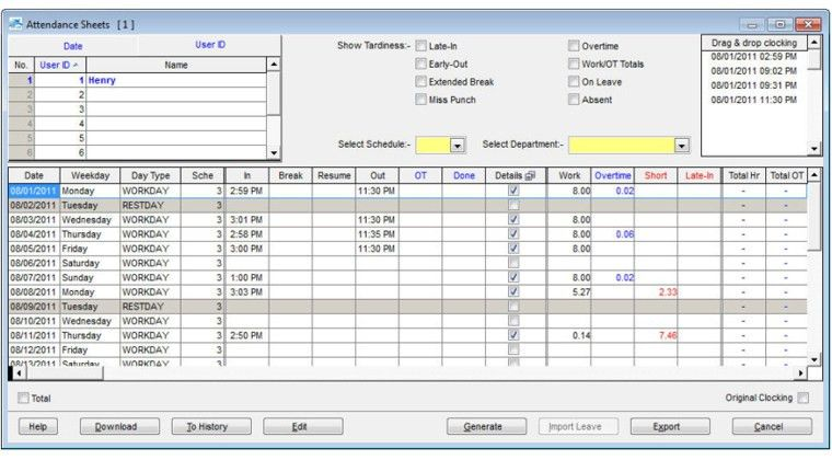 FingerTec Worldwide l Technical Tips - Vol: 4 | August 2011