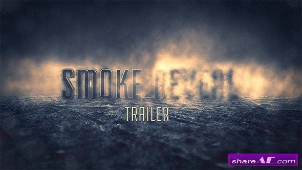 Videohive Smoke Logo Reveal - After Effects Project » free after ...