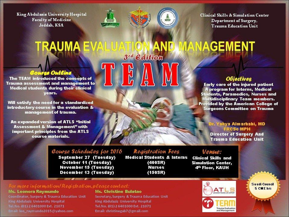 Clinical Skills Center - Courses-Workshops Brochures