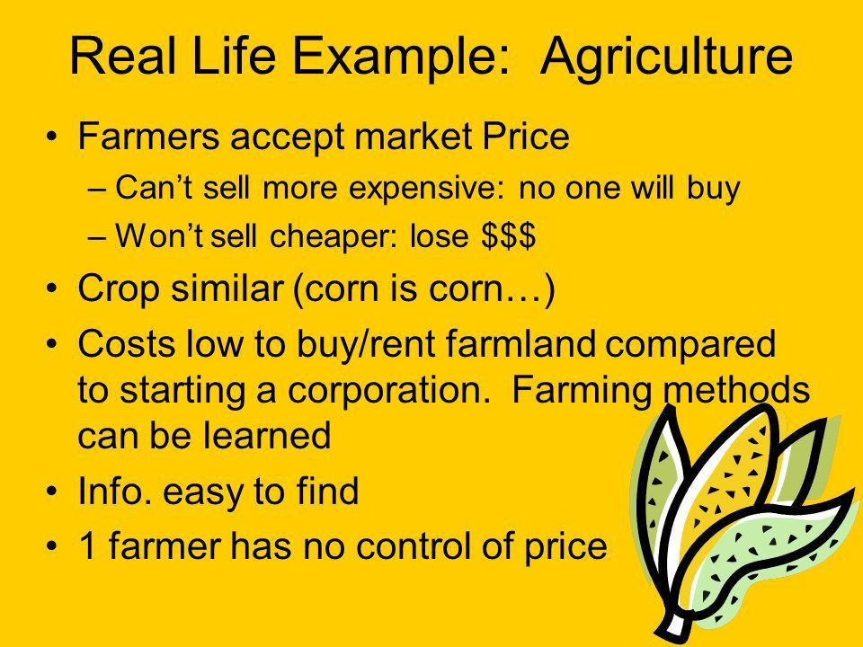 Perfect Competition Total Supply & Total Demand interact ...