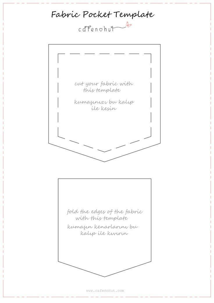 Best 25+ Pocket pattern ideas on Pinterest | Sewing pockets ...