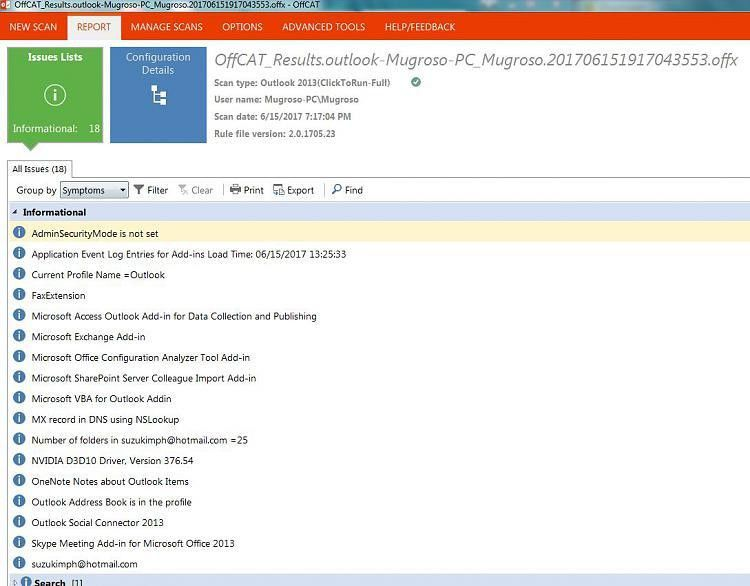 Microsoft Office Professional Plus 2013 (Outlook) Solved - Windows ...
