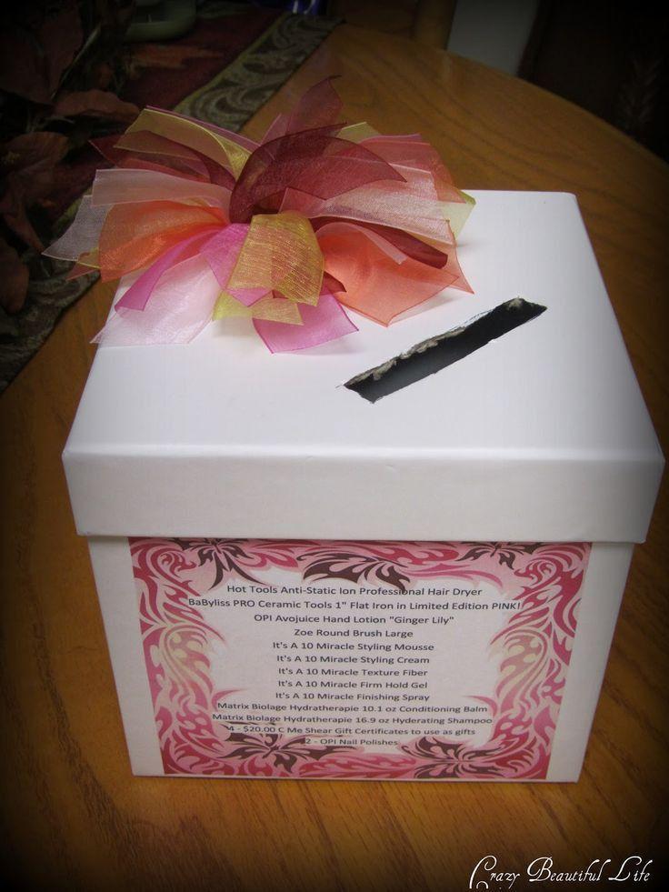 Best 25+ Raffle box ideas on Pinterest | Bridal shower breakfast ...