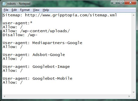 Is Using Robots.Txt File Tutorial for a WordPress Site Beneficial ...
