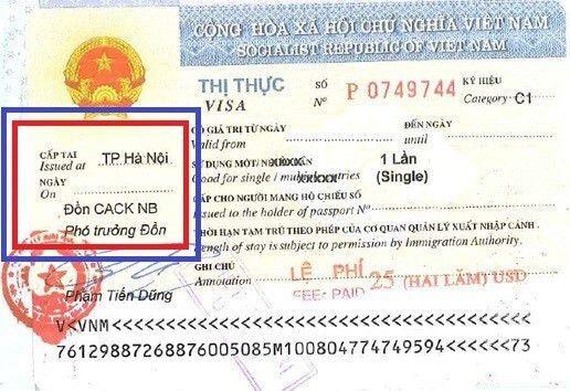 Best Vietnam Visa On Arrival: Approval Letter, Requirements.