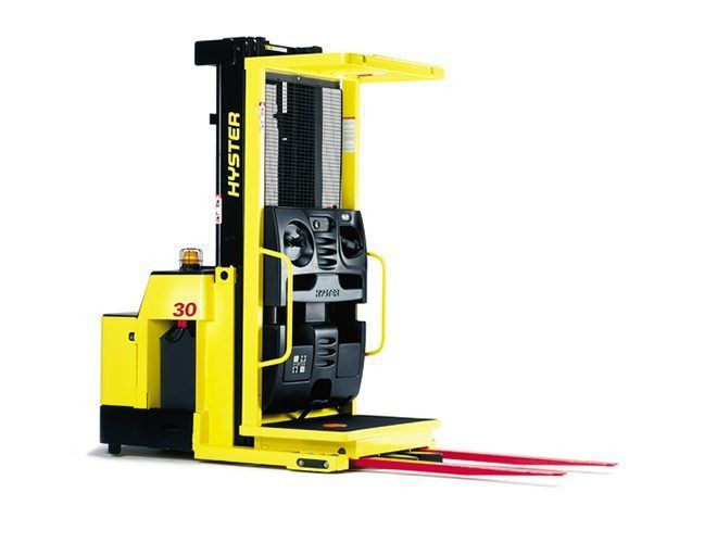 HYSTER ORDER PICKERS - MEDLEY EQUIPMENT - LUBBOCK, TX
