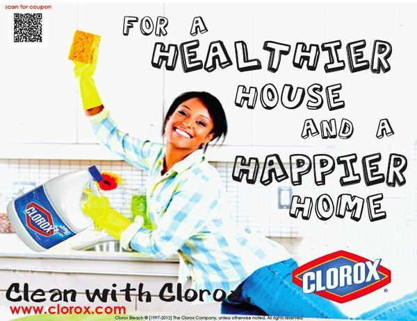 household cleaner advertisements - Google Search | Interactive ...