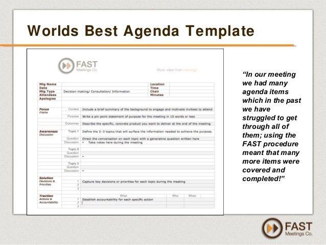 Staff Meeting Agenda Template. Sample Minutes Of Meetingsample ...