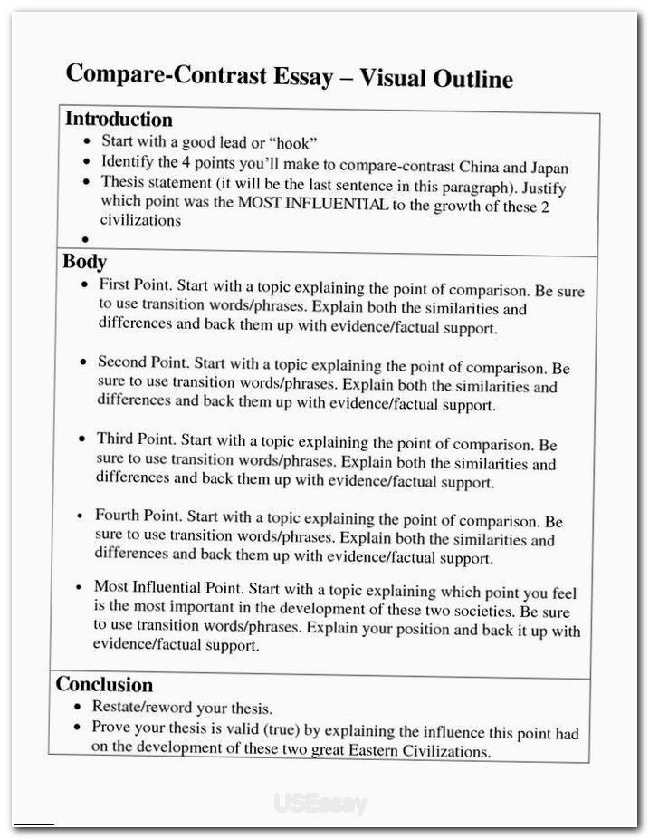 Examples Of Critical Analysis. How To Write Essay Outline Template ...