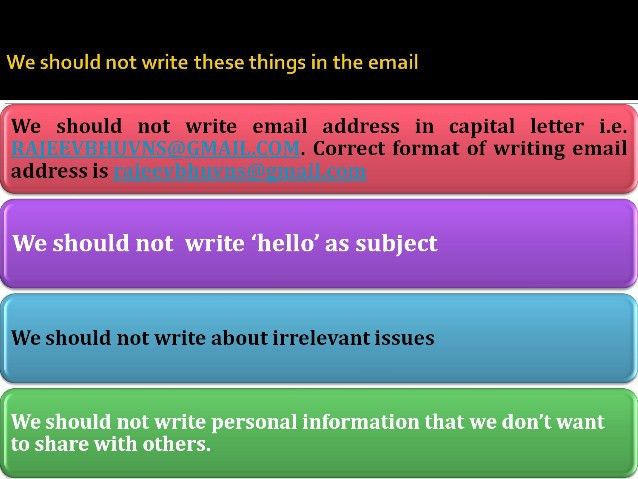 How to Write an Email -Tips and Techniques to Develop Email Writing S…