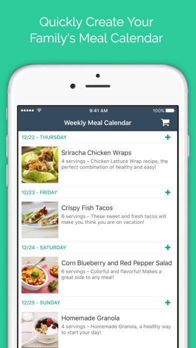 Simplify Supper – Meal Planner + Shopping List on the App Store