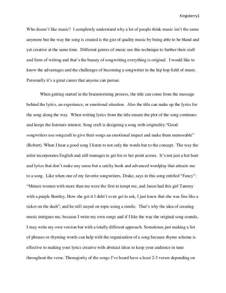 High School Essay Example Process Paper Essay Essay On The Yellow Wallpaper also Essay About Business Synthesis Example Essay Synthesis Essay Presentation Example  Writing Essay Papers