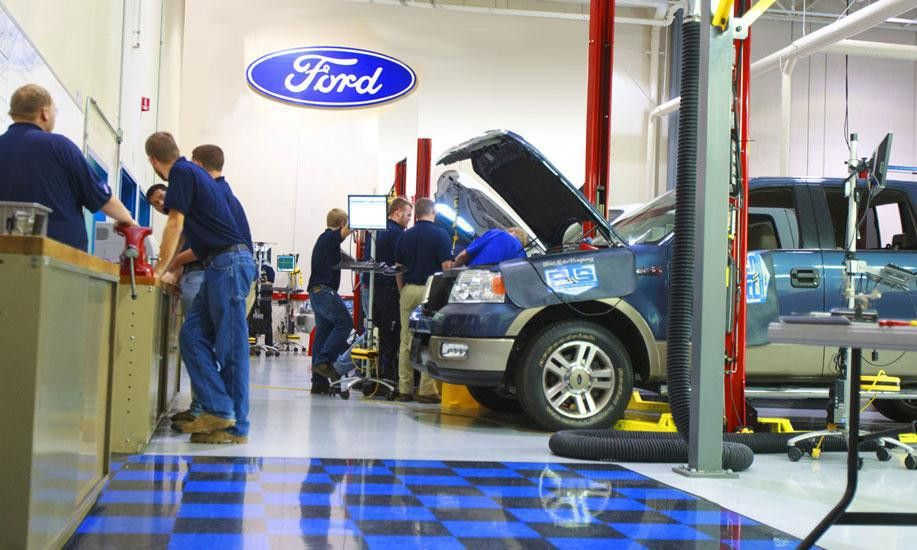 New Ford Tech