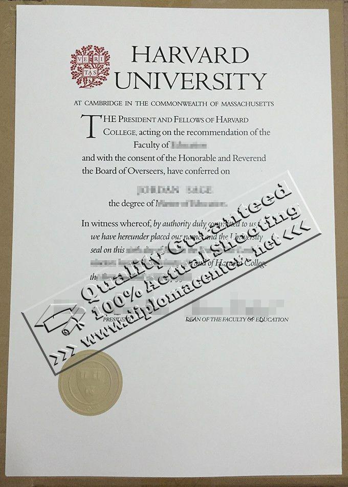 Buy degree certificate, fake Harvard university diplomas_buy a ...