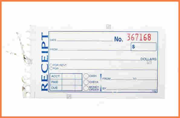 4+ blank receipt sample | pharmacy receipt
