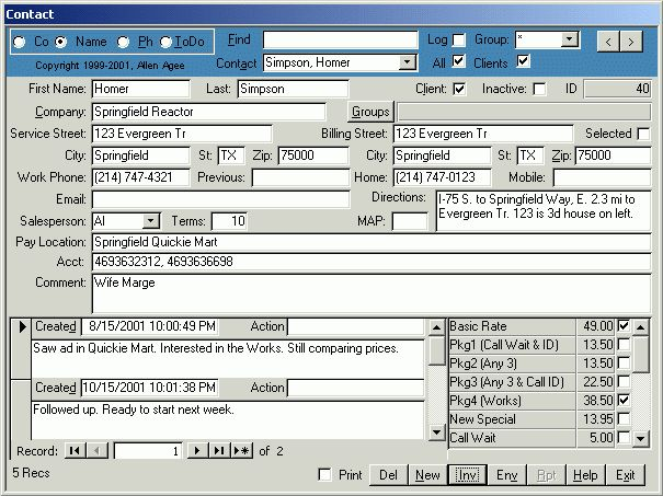 Download Ms Access Invoice Database   rabitah.net