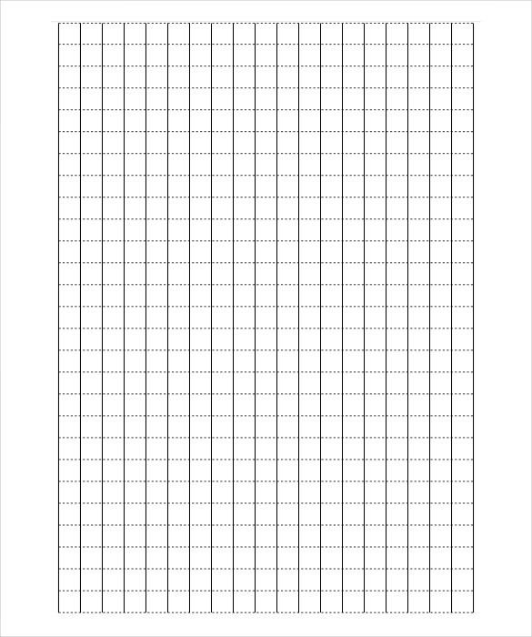 10+ Free Graph Paper Templates – Free Sample, Example Format ...