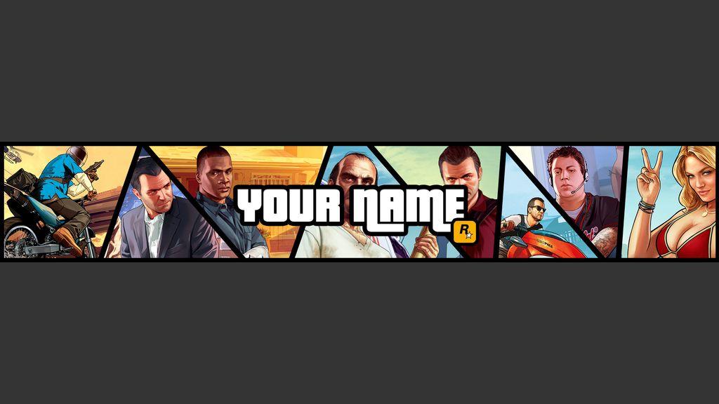 YouTube, Channel Art Request - GFX Requests & Tutorials - GTAForums