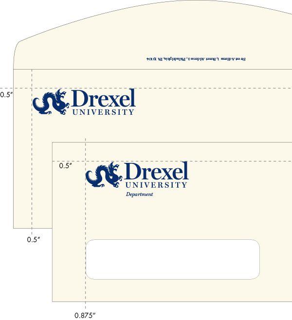 Administrative Stationery | Identity | Drexel University