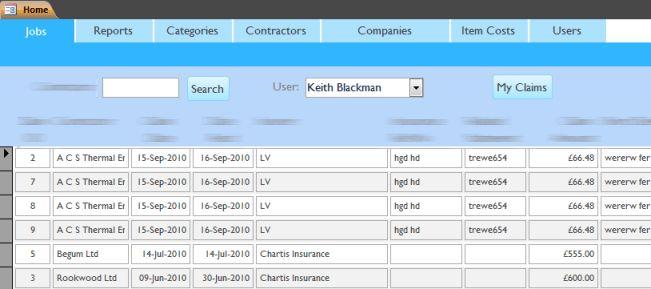 Access Development | Microsoft Access Developer | Milton Keynes ...
