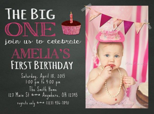 19+ Birthday Invitation Templates – Free Sample, Example, Format ...