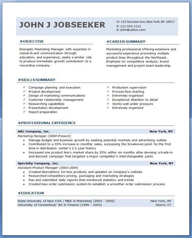 cv template yahoo. resume template 40 resume template designs ...