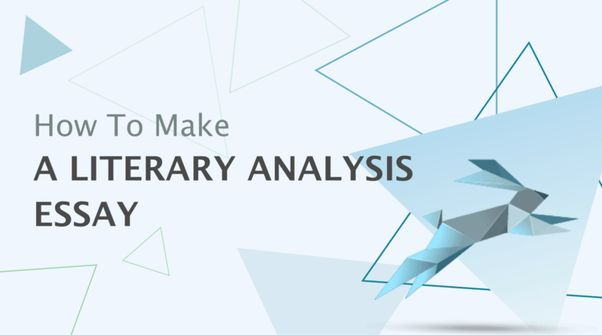 ☆ How to Form a Thesis Statement for a Literary Analysis Essay ...