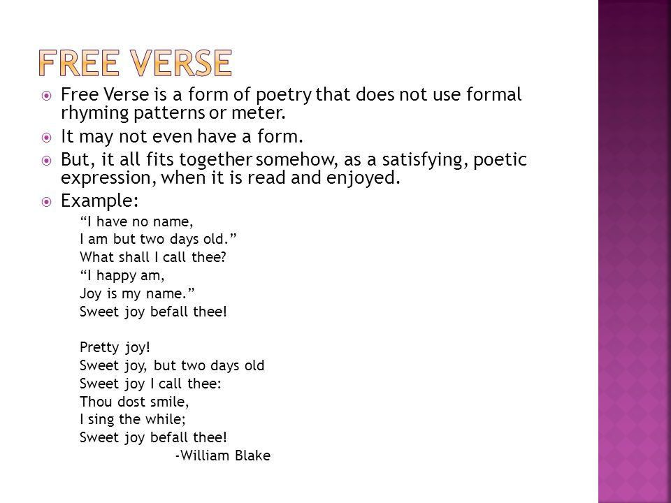 Types of Poetry. - ppt video online download